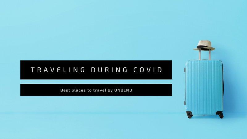 UBLND & traveling