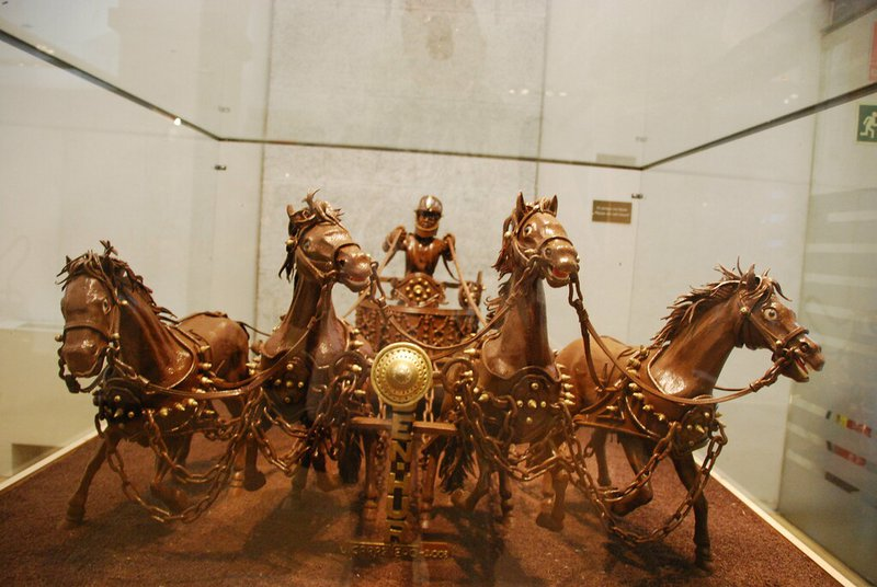 Things to do in Barcelona with kids - Chocolate Museum