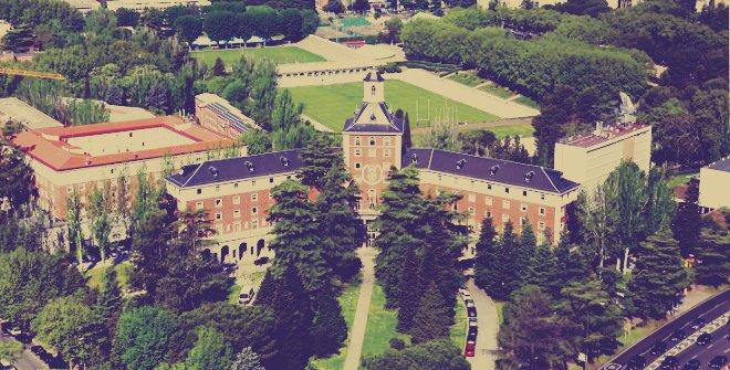 Best university Complutense Universitiy of Madrid in the best student cities  Madrid