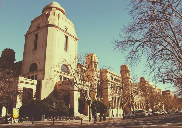 University of Valencia in the best student cities  in Spain