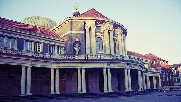 University of Hamburg in best student city in Germany
