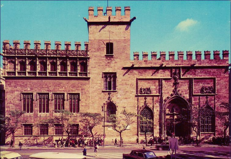 Valecia best student cities in Spain