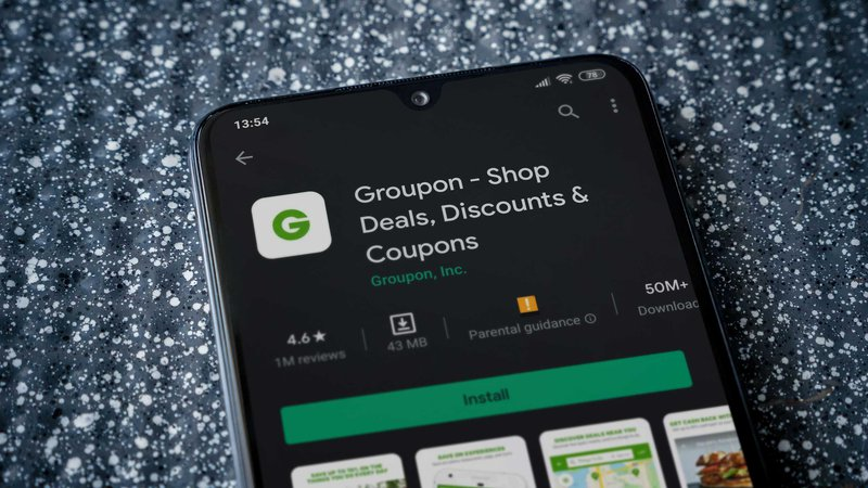 cool apps to get - Groupon