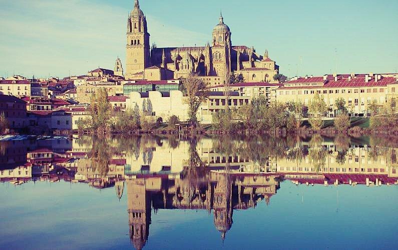 Salamanca the best student cities in Spain