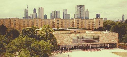 Goethe University Frankfurt in the best student city in Germany