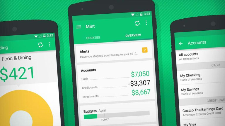 cool apps you should have on your phone - Mint