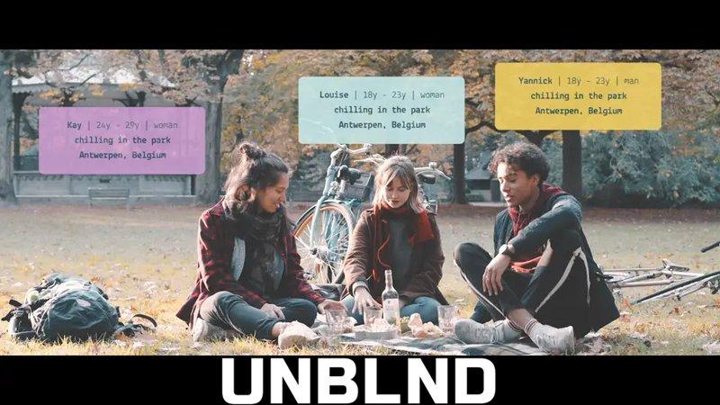 Social Network App UNBLND