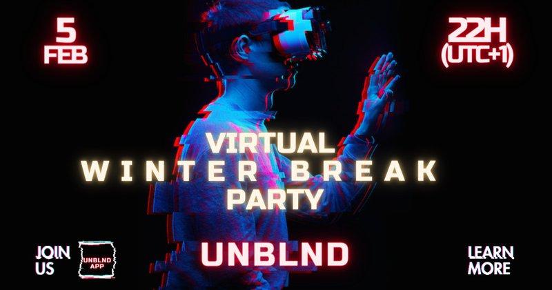 Virtual Winter Break Party