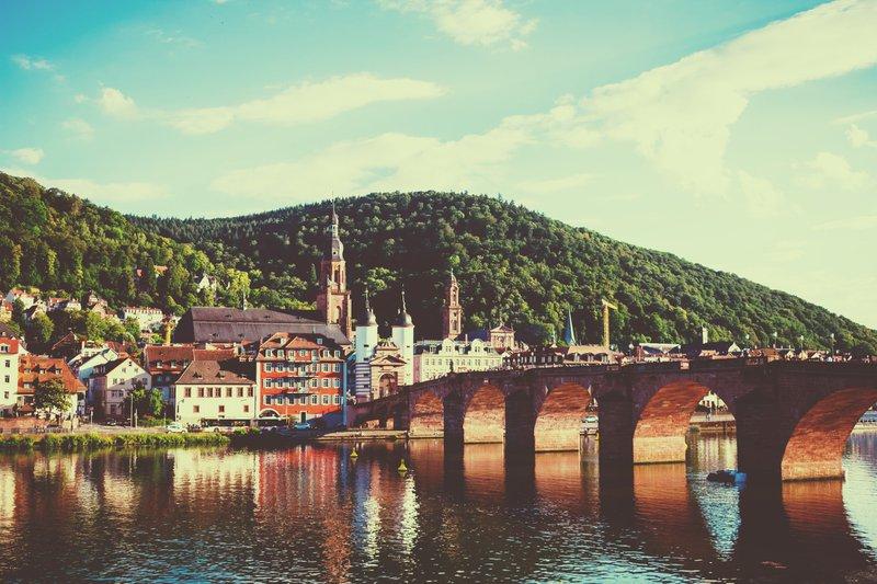 Heidelberg the best student city in Germany