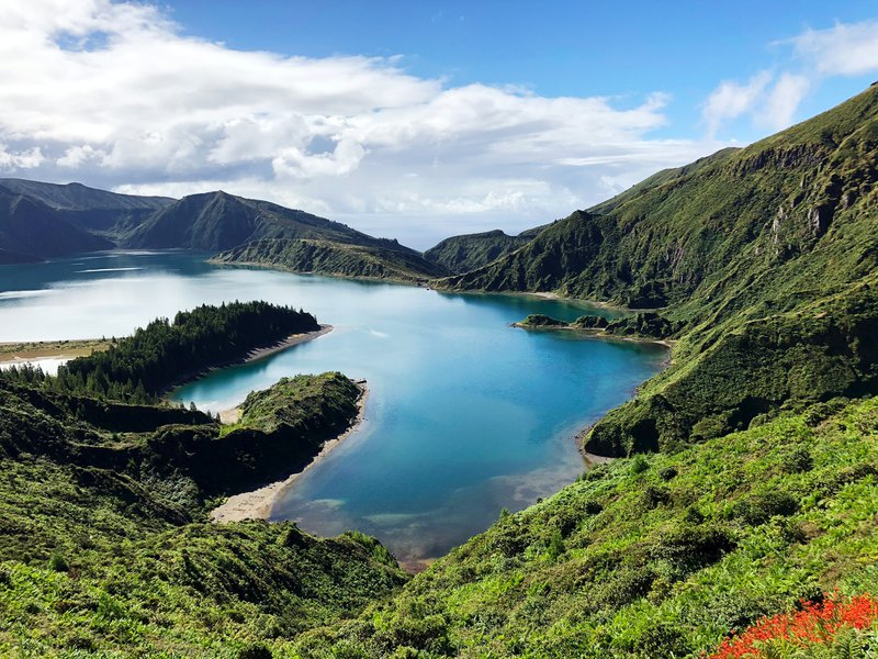 Best places to travel - Azores
