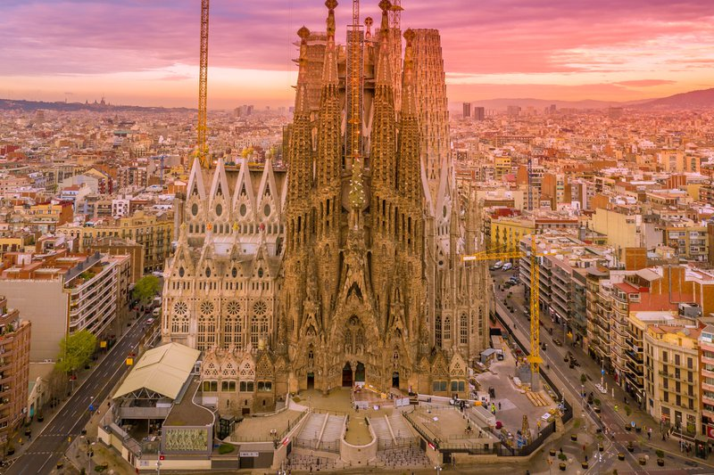 Things to do in Barcelona  - Sagrada Família - Barcelona Cathedral