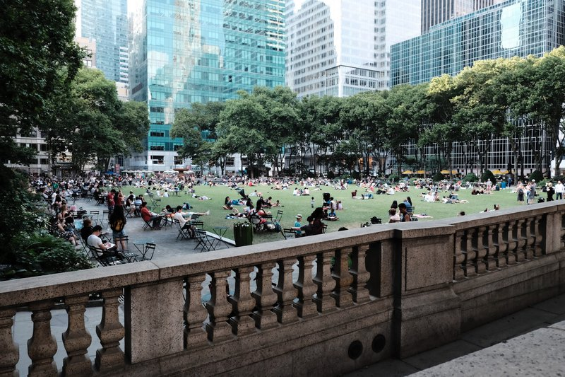 Parks in NYC