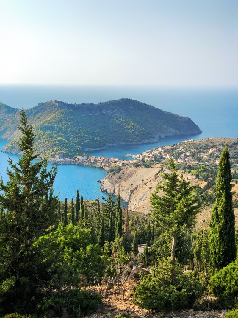 best places to travel - Assos