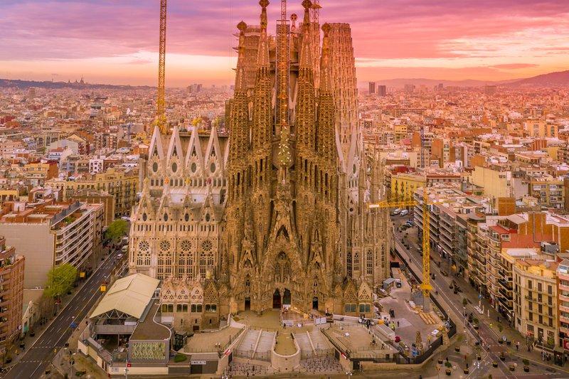 Best student city in Spain Barcelona