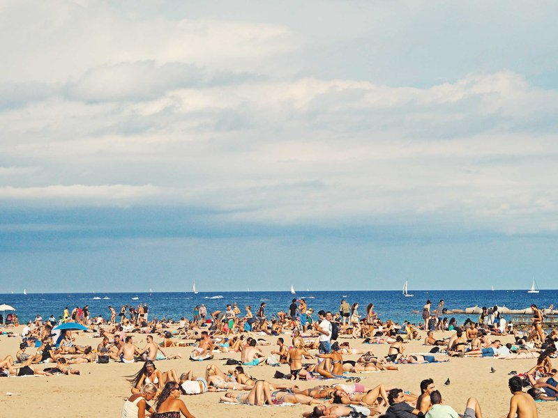 Barcelona Beaches - What to do in Barcelona