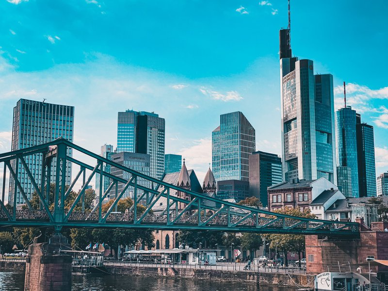 Frankfurt the best student city in Germany
