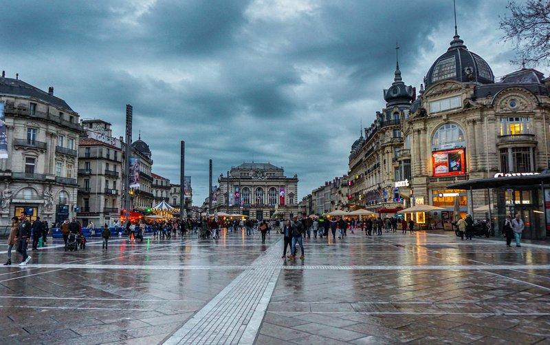 Best Student Cities Montpellier