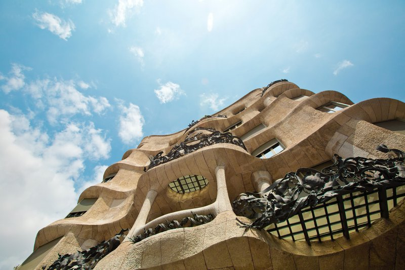 Casa Mila - What to do in Barcelona