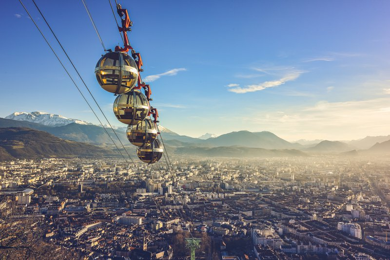 The Best Student Cities Grenoble