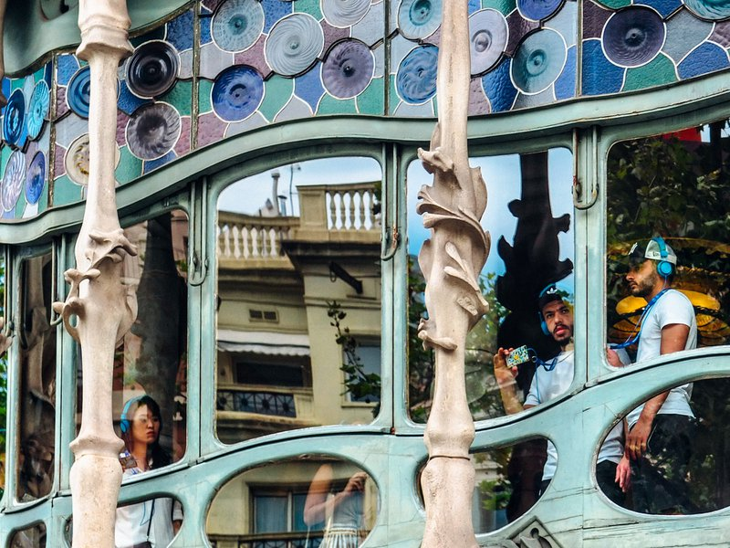 best thing to do in Barcelona - Casa Batlló