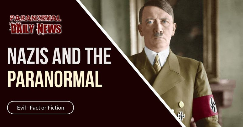 nazis and the paranormal