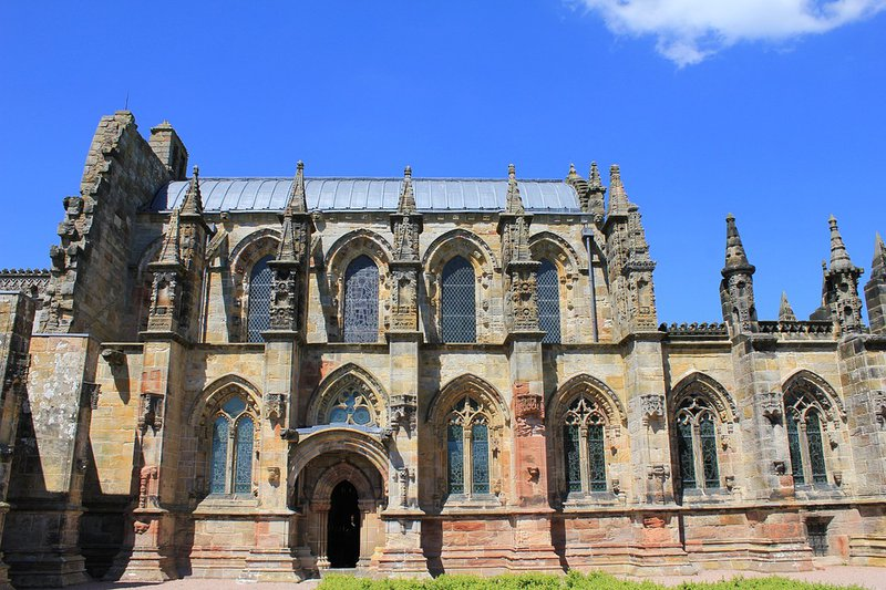 most haunted places in scotland