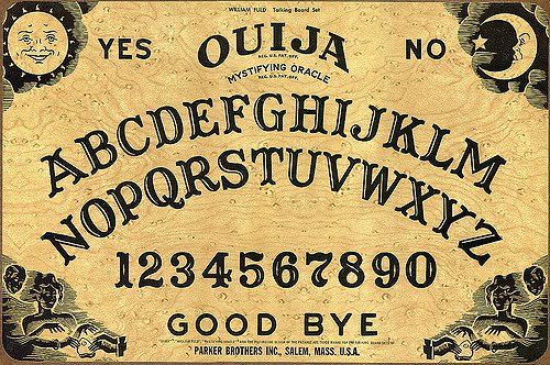 ouija board dangers