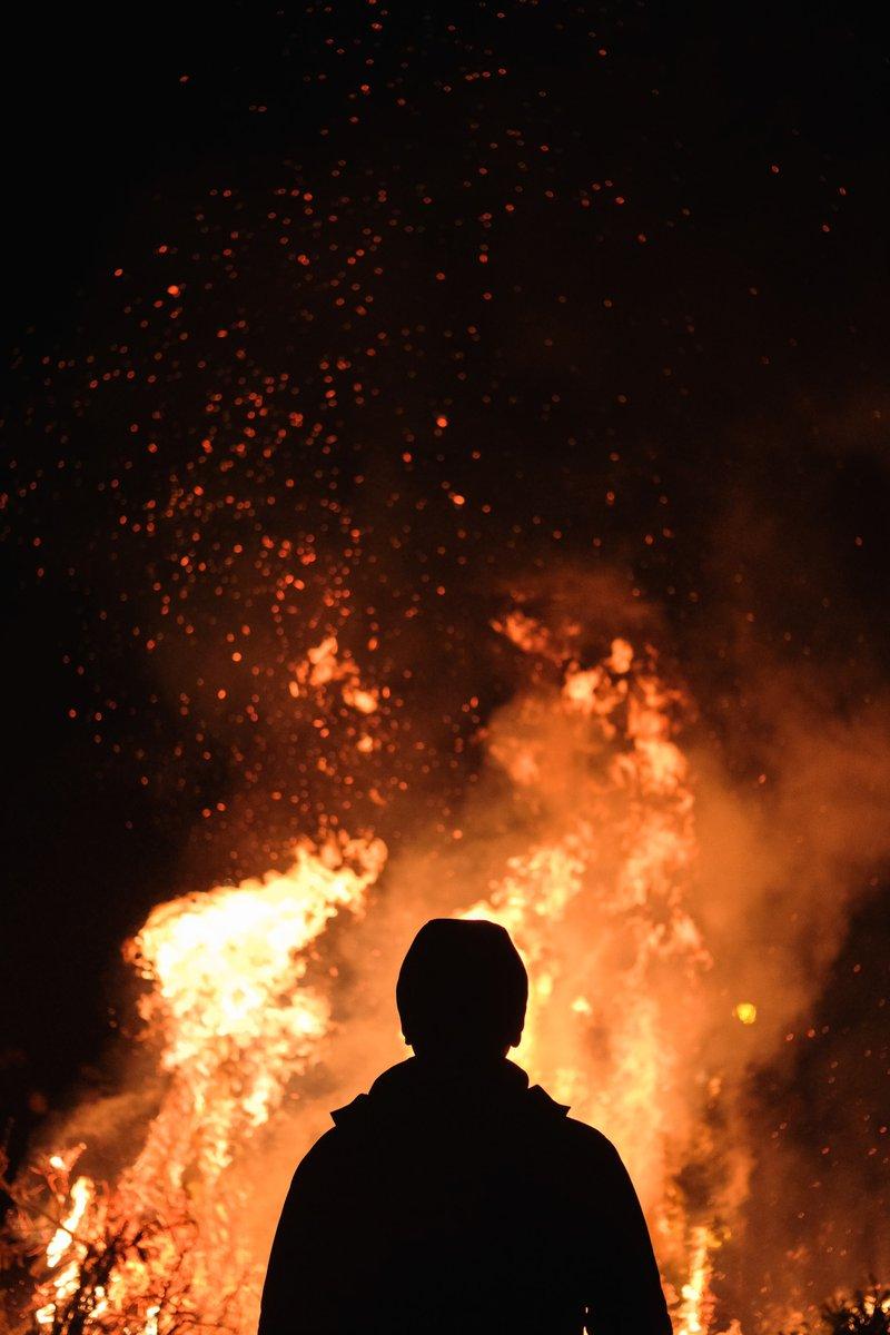 paranormal experts - poltergeist fire starter