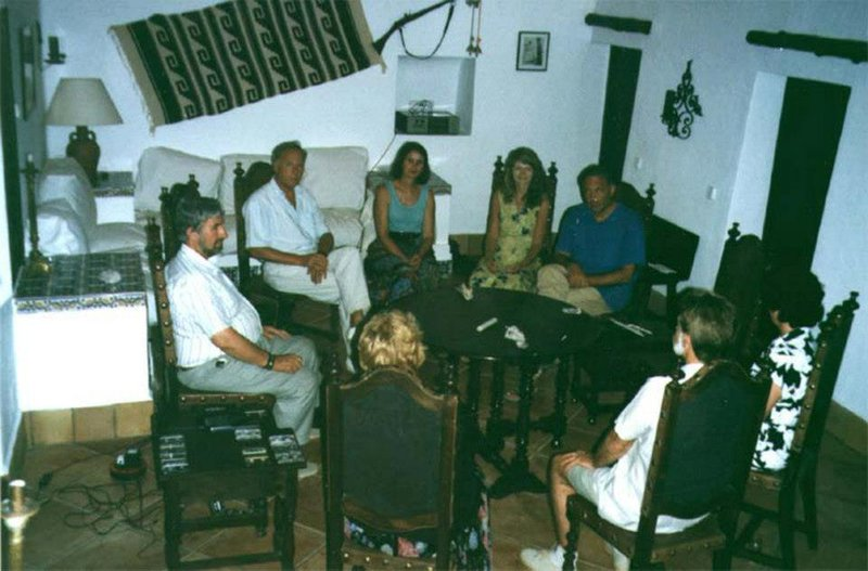 mediumship circle