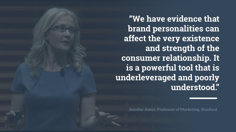Jennifer Aaker, Stanford Quote