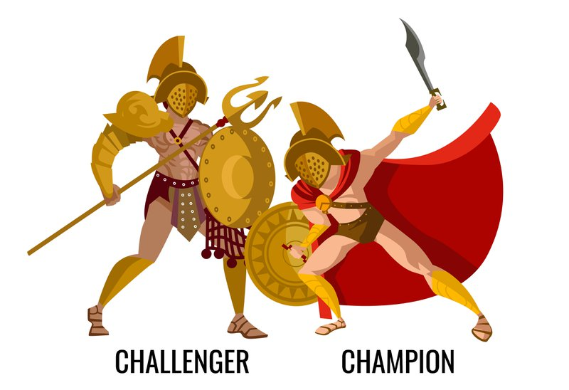 champion challenger a/b testing strategy