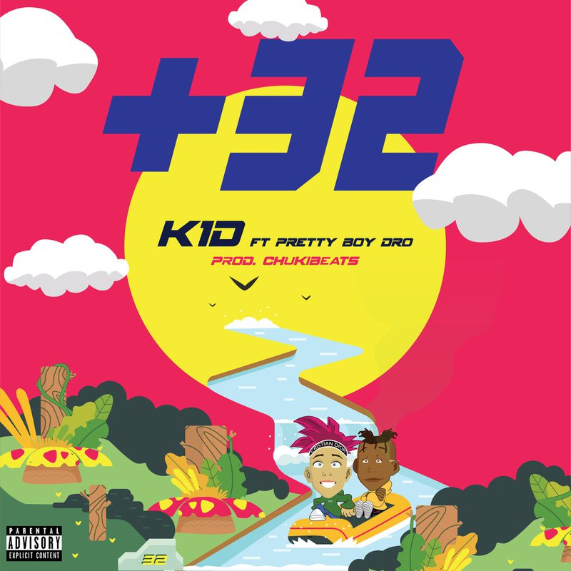 K1D releases new single '+32' with Pretty Boy Dro