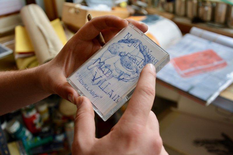 Alex Deforce: de grote held van de kleine lettertjes op Brihang's Casco