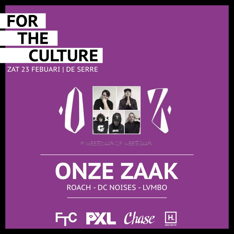 For The Culture event 23/02
