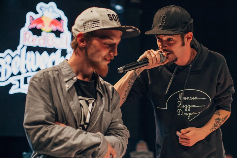 Red Bull Music Bekvechten - Tom Clabots