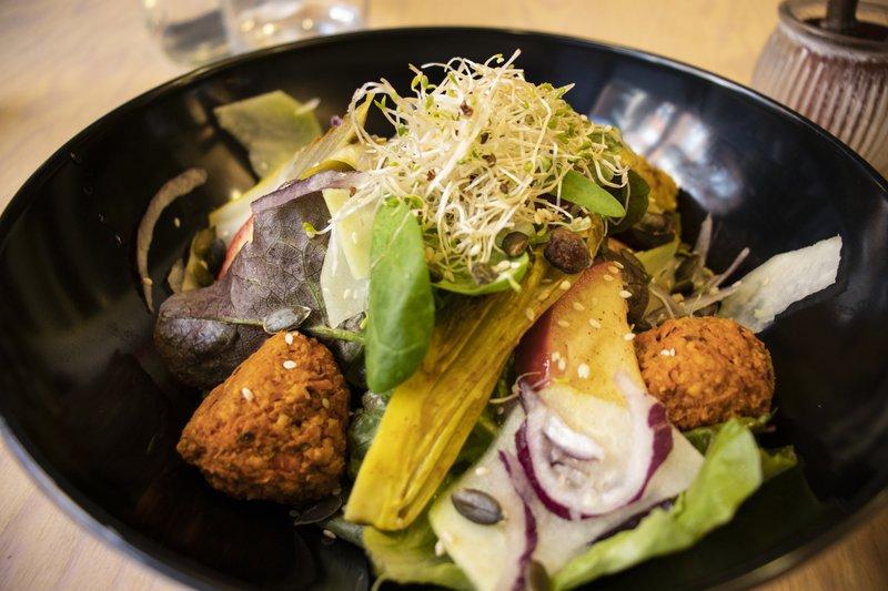 Vegan hotspots in Hasselt: De Sladerij