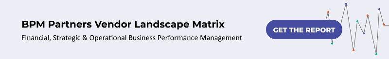 BPM Partners Vendor Landscape Matrix: Get the Report