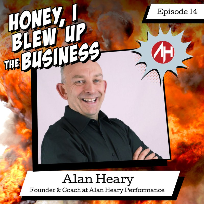 Podcast episode 15: Alan Heary