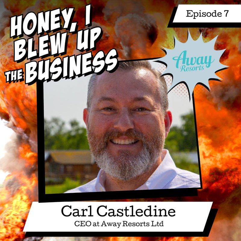 Podcast Episode 7: Carl Castledine