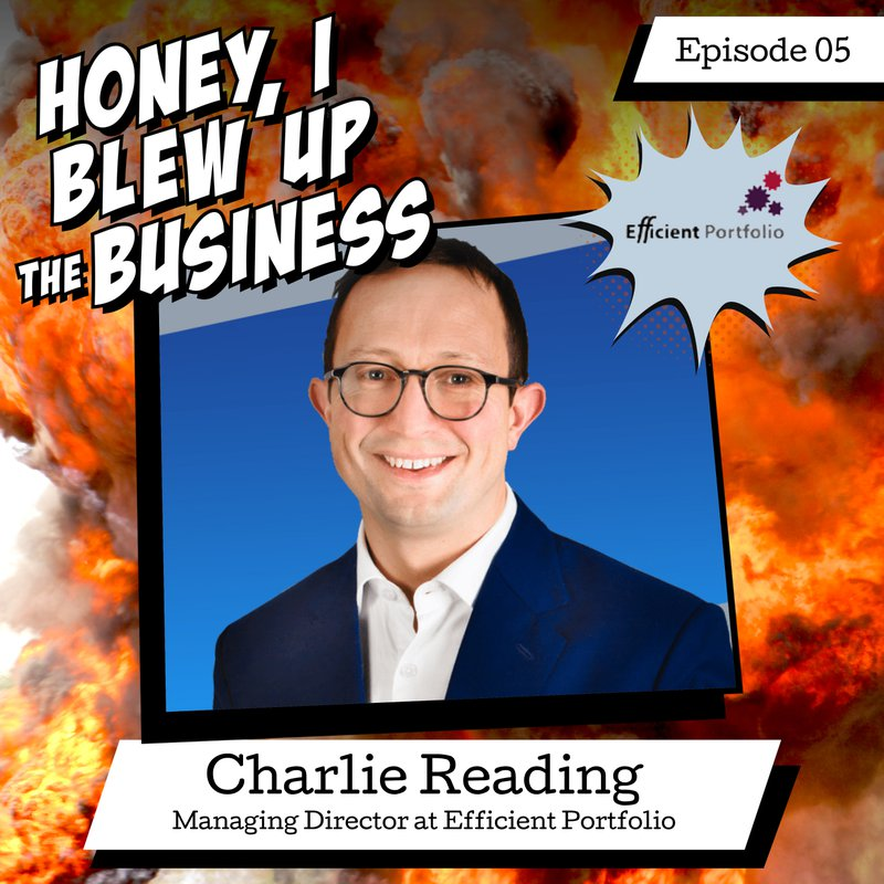Podcast Episode 5: Charlie Reading