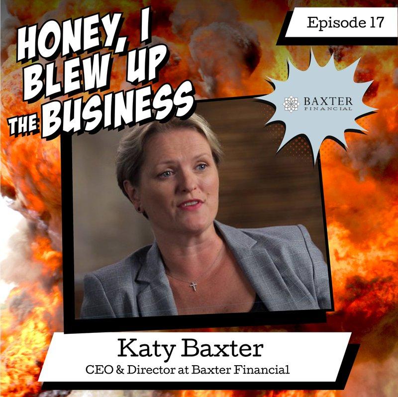 Podcast episode 17: Katy Baxter