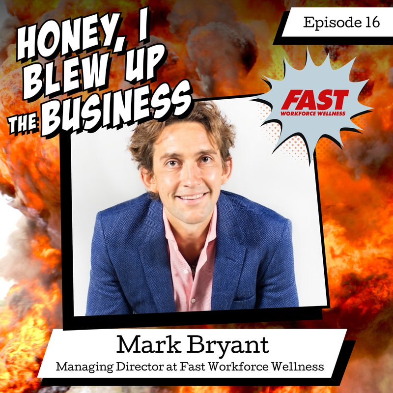 Podcast episode 16: Mark Bryant