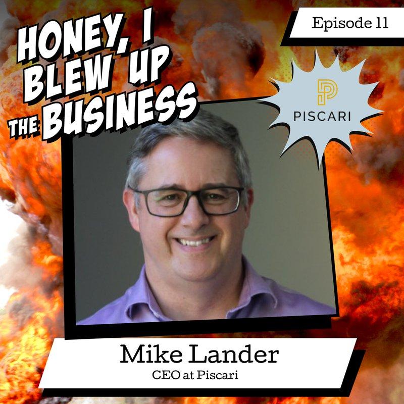 Podcast Episode 11: Mike Lander