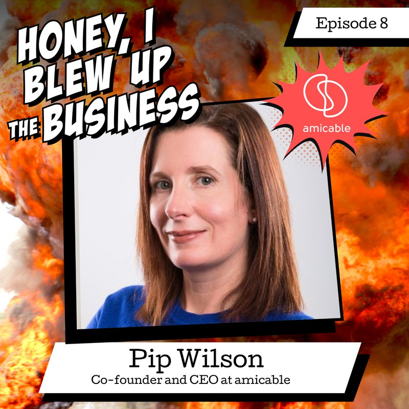 Podcast Episode 8: Pip Wilson