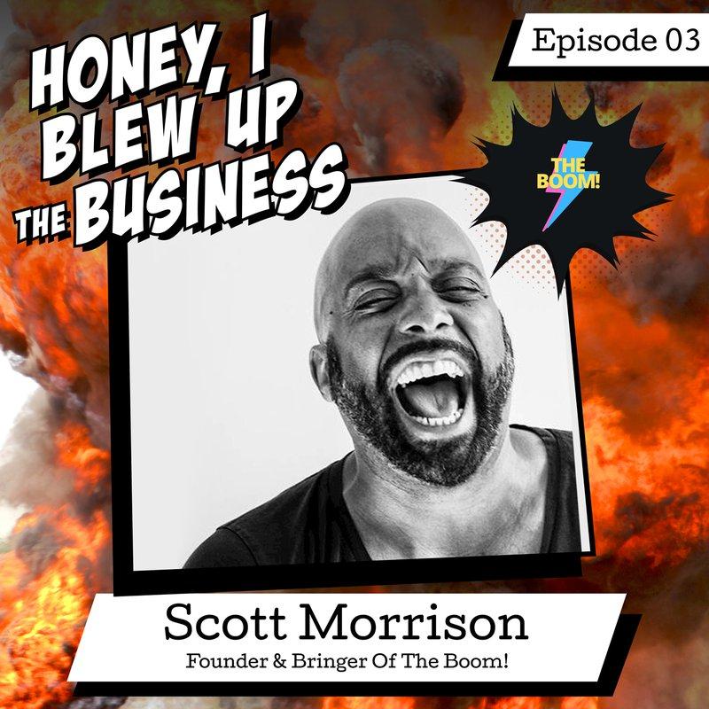 Podcast Episode 3: Scott Morrison