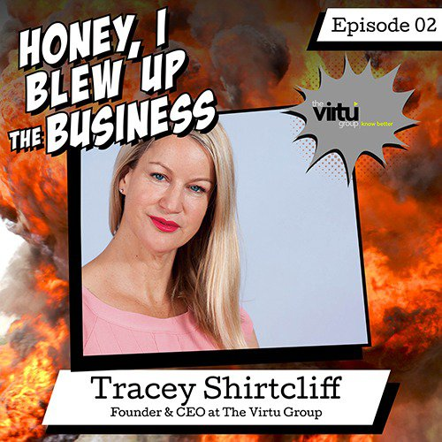 Episode 2 - Tracey Shirtcliff