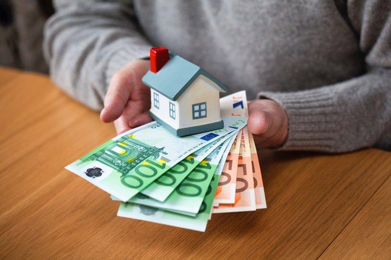 kadastraal inkomen voor appartementen en huizen