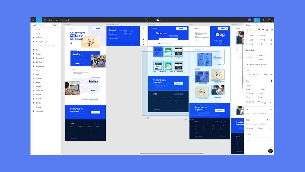 Kiezen voor de juiste UX/UI design tool