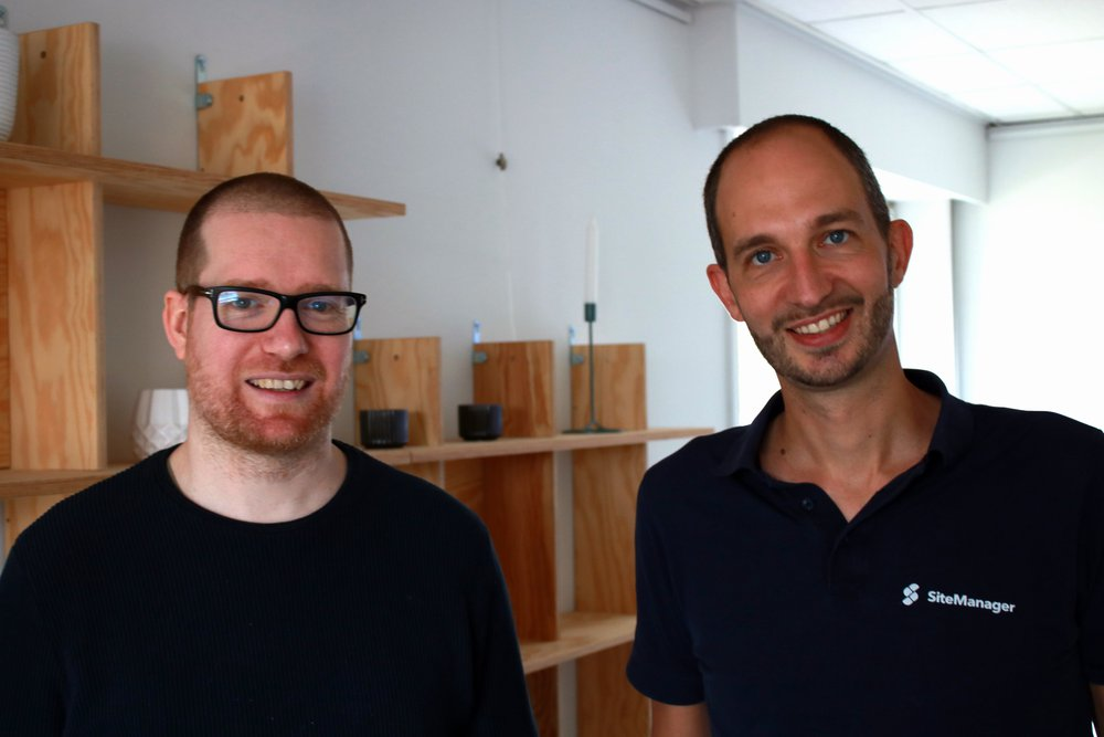 SiteManager raises €1,1 million to position itself as the first collaborative cloud-based web design platform.