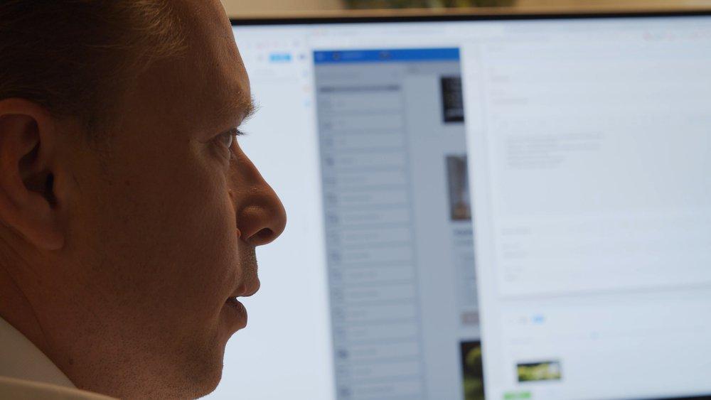 Vector Bross ontwikkelt budgetvriendelijke websites met SiteManager.